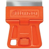 Allway Tools Mini Glass Scraper with 1 Blade GSM