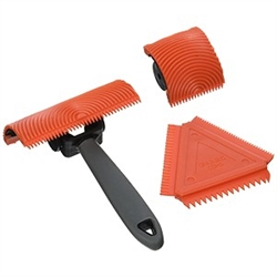 Allway Tools 3 Pc Graining Tool Set GT3