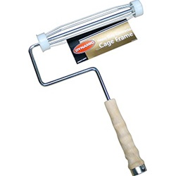 Dynamic Contractor Wood Handle Roller Frame HB21743U