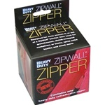 ZipWall® Heavy Duty Zipper Single Pack HDAZ1