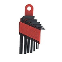 Great Neck 7 Pc Hex Key Set HK7A