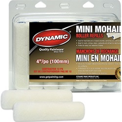 Dynamic Mini Mohair Roller Covers