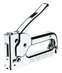 Arrow Chrome Junior Staple Gun Tacker JT21CM