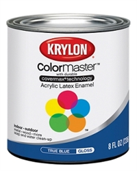 Krylon ColorMaster® Acrylic Latex Enamel Quart Gloss