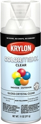 Krylon COLORmaxx Crystal Clear Spray