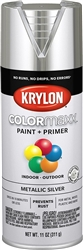 Krylon COLORmaxx Metallic Spray