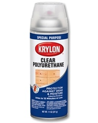 Krylon Clear Polyurethane Coating