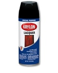 Krylon Lacquer Spray