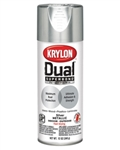 Krylon Dual Superbond Metallic Spray