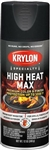 Krylon High Heat Max Black Spray 1607