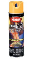 Krylon Contractor Marking Paints--Solvent Based