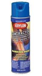 Krylon Contractor Marking Paints--Water Based