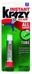 Krazy Glue All Purpose Tube 2 Grams KG58548R