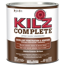 Kilz Complete Oil-Based Stain Blocker Interior/Exterior Primer