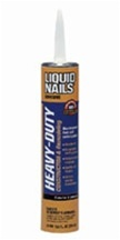 Liquid Nails Heavy Duty Construction & Remodeling Adhesive