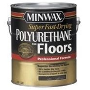 Minwax Super Fast-Drying Polyurethane for Floors