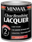 Minwax Clear Brushing Lacquer