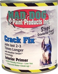 Mad Dog Clear Crack Fix Interior Primer