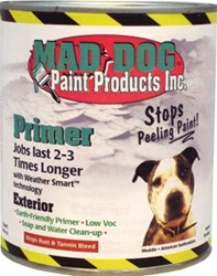 Mad Dog Clear Exterior Primer