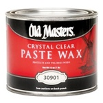 Old Masters Crystal Clear Paste Wax 30901