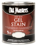 Old Masters Deep Red Gel Stain