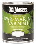 Old Masters Spar-Marine Varnish