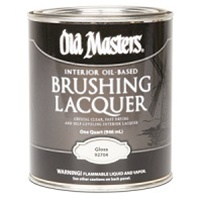 Old Masters Brushing Lacquer