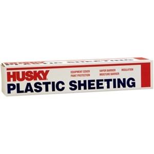husky choice plastic sheeting