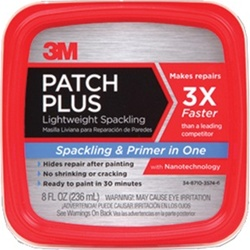 3M Patch Plus Primer Lightweight Spackling Compound