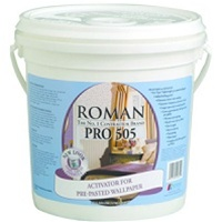 Roman Pro 505 Activator For Pre Pasted Wallpaper 09301