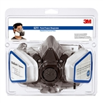 3M Half Facepiece Paint Spray/Pesticide Respirator Assembly