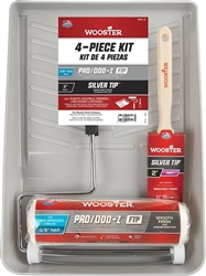Wooster R915 Pro/Doo-Z FTP Silver Tip Kit