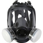 Honeywell RAP-74037 5400 Full Facepiece Respirator w/OV/R95 Medium/Large