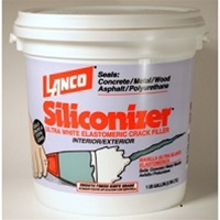 Lanco 1 Gal Siliconizer Roof Crack Cement RC-230-4