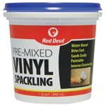 Red Devil Pre-Mixed Vinyl Spackling