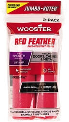 Wooster Jumbo-Koter Red Feather 4-1/2""