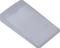Shepherd Clear Plastic Wedge It Shims 6 Pack 9435