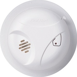First Alert Battery Operated Smoke Alarm with Silencer SA303CN3