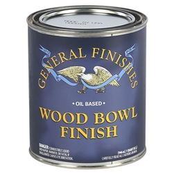 General Finishes Wood Bowl Finish Topcoat