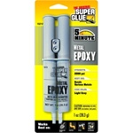 Super Glue 1 Oz Quick Setting Metal Epoxy Syringe 15212