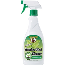 Howard 16 Oz Natural Stainless Steel Cleaner SS0016