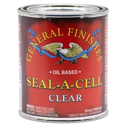 General Finishes Seal-A-Cell Clear