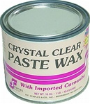 Staples Crystal Clear Paste Wax
