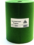 Trimaco 1000' Roll Green Premium Purpose Masking Paper