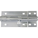Ultra Hardware Zinc Padlockable Barrel Bolt