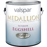 Valspar Medallion Interior Acrylic Latex Paint Eggshell White 4400