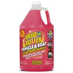 Krud Kutter Vehicle & Boat Pressure Washer Concentrate Gallon VB014