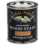 General Finishes Wood Stain Water-Based Penetrating Stain