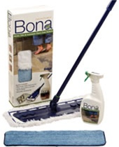 Stone, Tile and Laminate Floor Care System (3 piece)