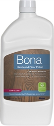 Bona Hardwood Floor Polish Low Gloss